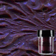 Lindy's Stamp Gang Royal Burgundy Blue Embossing Powder (ep-073)