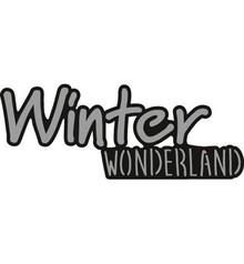 Marianne Design Cartable Winter Wonderland (CR1347)