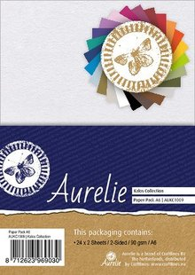 Aurelie Kalos Collection Paper Pack A6 (AUKC1009)