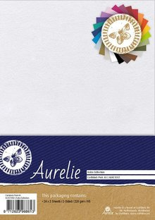 Aurelie Kalos Collection Cardstock Pack A5 (AUKC1002)