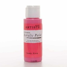 Artiste Acrylic Paint Lush Pink (DOA76318)
