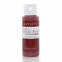 Artiste Acrylic Paint Pomegranate (DOA76316)