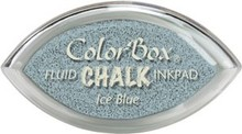 ClearSnap ColorBox Cat's Eye Fluid Chalk Ink Pad Ice Blue (71424)