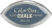 ClearSnap ColorBox Cat's Eye Fluid Chalk Ink Pad Blue Iris (71434)