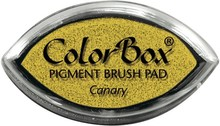 ClearSnap ColorBox Cat's Eye Pigment Brush Pad Canary (11011)