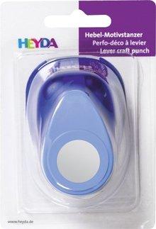 Heyda Motiefpons Groot Cirkel ∅21mm (203687521)