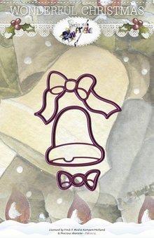 Precious Marieke Wonderful Christmas Bell Die (PM10015)