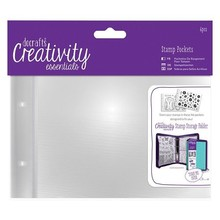 Docrafts Creativity Essentials A6 Stamp Pockets (DCE 105902)