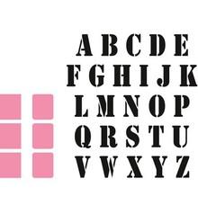 Marianne Design Collectable Alfabet (COL1396)