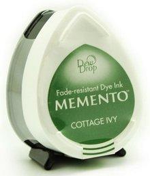 Tsukineko Memento Cottage Ivy Dye Ink Dew Drop (MD-701)