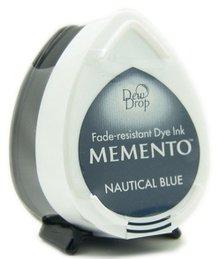Tsukineko Memento Nautical Blue Dye Ink Dew Drop (MD-607)