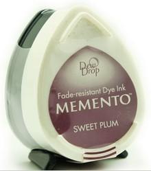 Tsukineko Memento Sweet Plum Dye Ink Dew Drop (MD-506)