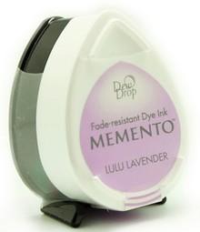 Tsukineko Memento Lulu Lavender Dye Ink Dew Drop (MD-504)
