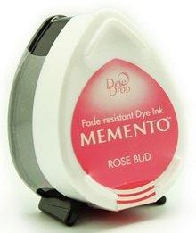 Tsukineko Memento Rose Bud Dye Ink Dew Drop (MD-400)