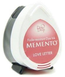 Tsukineko Memento Love Letter Dye Ink Dew Drop (MD-302)