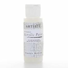Artiste Acrylic Paint Crackle Medium (DOA763007)