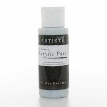 Artiste Acrylic Paint Glitter Vasnish (DOA763010)