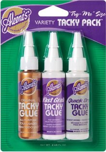 Aleene's Try Me Size Tacky Pack (25803)