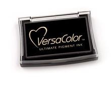 Tsukineko VersaColor Black Ultimate Pigment Ink Pad (VCI 82)