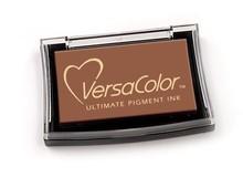 Tsukineko VersaColor Brown Ultimate Pigment Ink Pad (VCI 54)