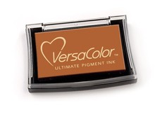 Tsukineko VersaColor Cocoa Ultimate Pigment Ink Pad (VCI 53)