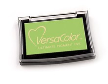 Tsukineko VersaColor Lime Ultimate Pigment Ink Pad (VCI 42)