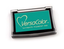 Tsukineko VersaColor Turquoise Ultimate Pigment Ink Pad (VCI 20)