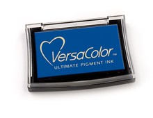 Tsukineko VersaColor Royal Blue Ultimate Pigment Ink Pad (VCI 18)