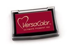 Tsukineko VersaColor Cardinal Ultimate Pigment Ink Pad (VCI 25)