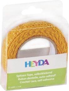 Heyda Self-Adhesive Crochet Lace Mango (203584518)