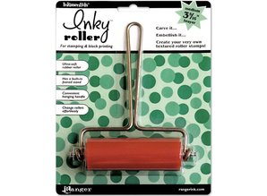 Ranger Inky Roller 3,3 Inch For Stamping & Block Printing (BRA09887)