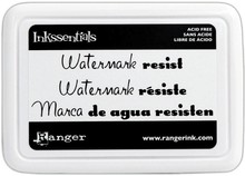Ranger Watermark Resist Ink Pad (RRP10999)