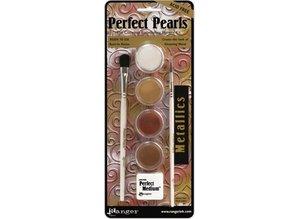 Ranger Perfect Pearls Metallics Pigment Powder Kit (PPP15963)