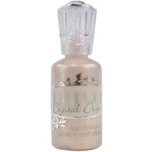 Nuvo Crystal Drops Gloss Antique Rose (NCD 656)
