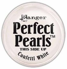Ranger Perfect Pearls Confetti White (PPP36807)