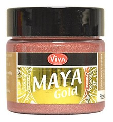 Viva Decor Maya Gold Rose Gold (909)