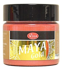 Viva Decor Maya Gold Copper (910)