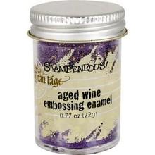 Stampendous! Fran-Táge Aged Wine Embossing Enamel (FREG040)