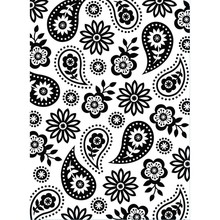 Darice Embossing Essentials Floral Paisley (1219-412)