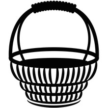 Darice Embossing Essentials Basket With Handle (1219-414)