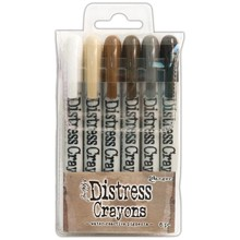 Ranger Tim Holtz Distress Crayon Set 3 (DBK47926)