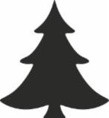 Heyda Motiefpons Groot Dennenboom (203687546)