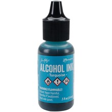 Ranger Tim Holtz Alcohol Ink Turquoise (TAL52616)