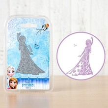Disney Frozen Elsa (DL007)