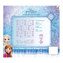 Disney Frozen Olaf Embossing Folder Set (EFDL006)