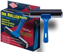 Essdee Soft Rubber Ink Roller 150mm (R5S)
