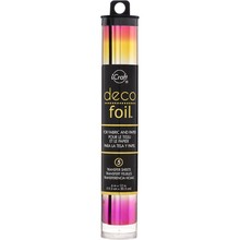 Therm O Web iCraft Specialty Deco Foil Summer Rainbow (DFS6X12 53125)
