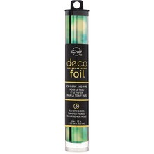 Therm O Web iCraft Specialty Deco Foil Emerald Watercolor (DFS6X12 53105)