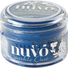 Nuvo Sparkle Dust Electric Blue (NSD 551)