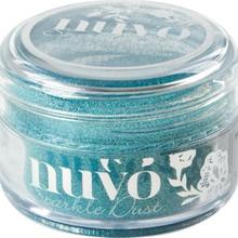 Nuvo Sparkle Dust Paradise Blue (NSD 545)